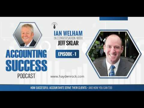The Accounting Success Podcast : Episode 1 : Jeff Sklar