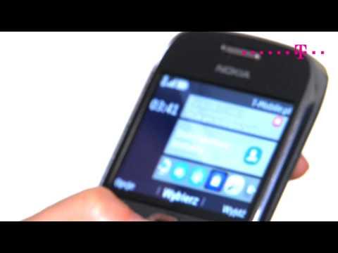 Nokia Asha 302 - prosta i niedroga