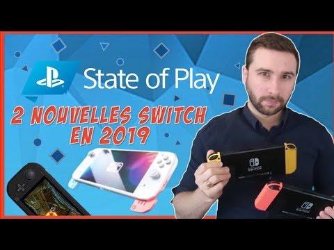 2 NOUVELLES SWITCH EN 2019 ( Pro & Mini ) & PLAYSTATION DIRECT !