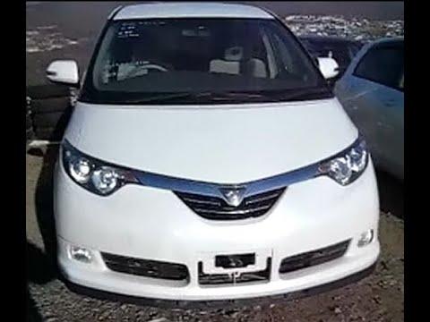 Toyota Estima Hybrid 2008 года