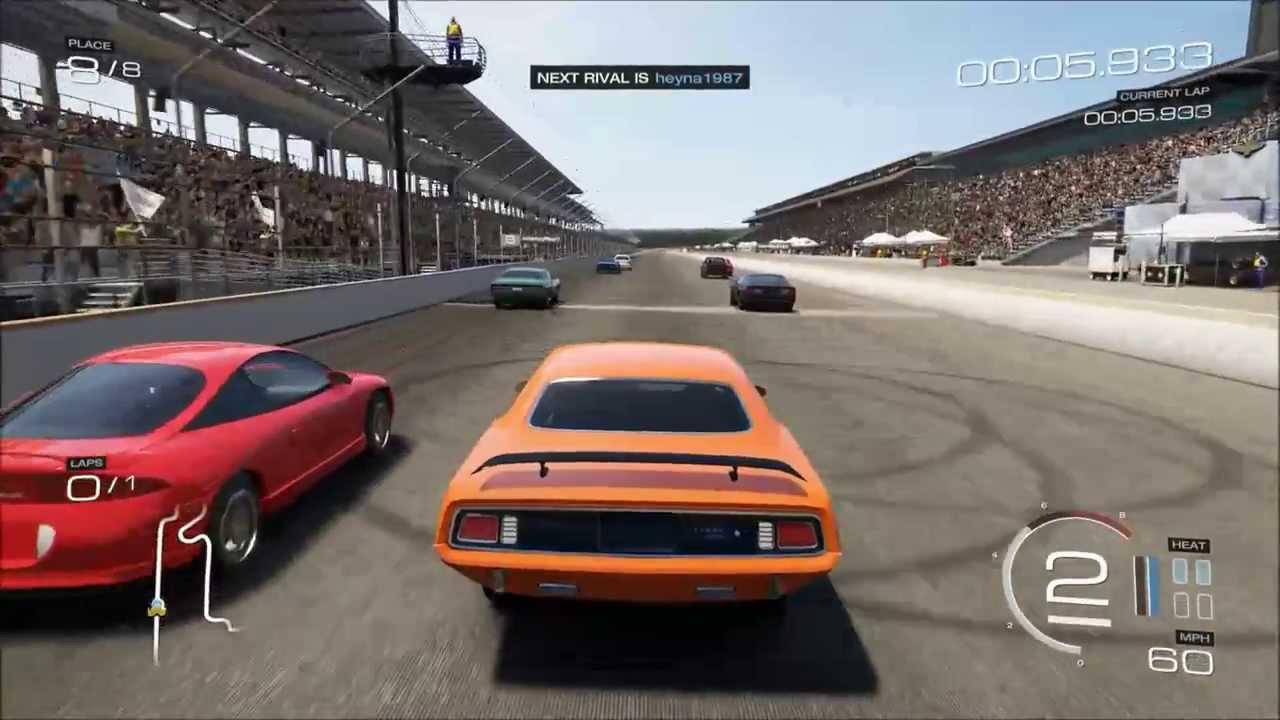 Forza 5 1971 plymouth cuda 426 hemi on indianapolis gameplay youtube vanachro Choice Image