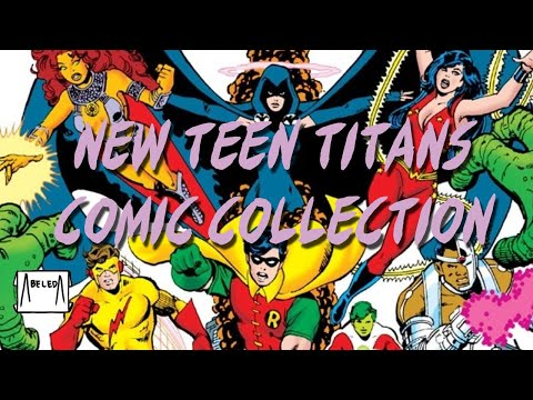 new-teen-titans-comicbook-collection