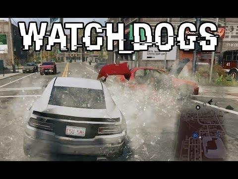 Watch Dogs Car Damage Mods