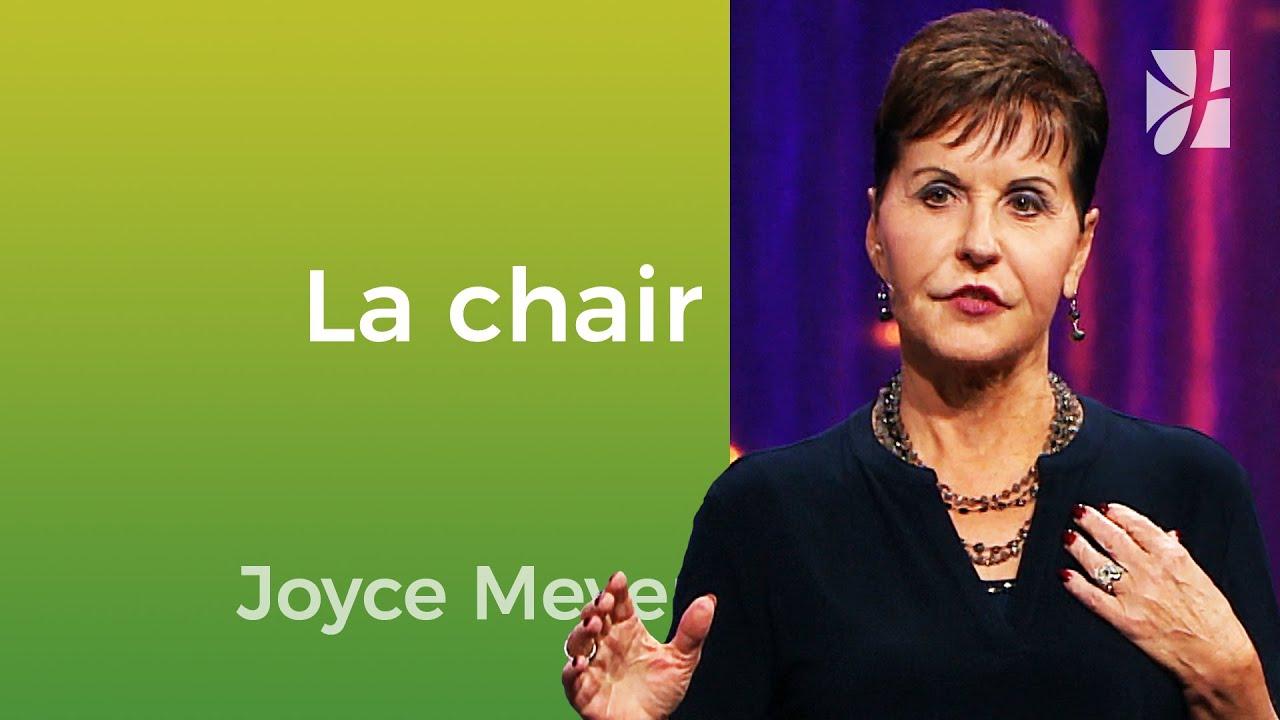 Pas de place pour la chair - Joyce Meyer - Vivre au quotidien
