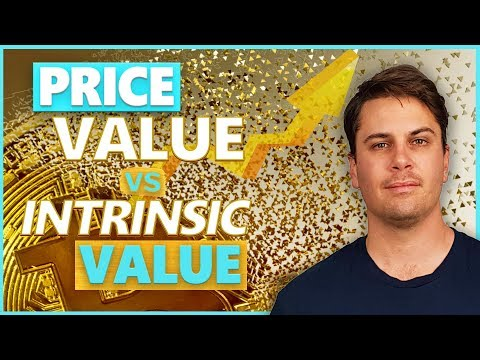 Price Value Of Bitcoin Vs Intrinsic Value - Explained