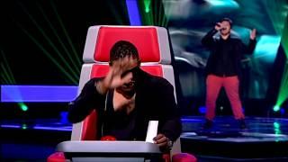 "Alexandre Malveiro - ""Euphoria"" Loreen - Prova Cega - The Voice Portugal - Season 2"
