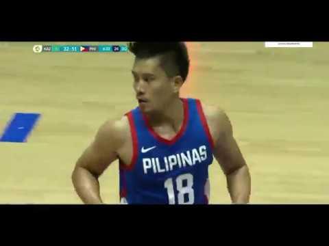Philippines Vs Kazakhstan - Highlights Prelims 2018 Asian Games