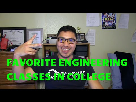 My Favorite Civil Engineering Classes from College