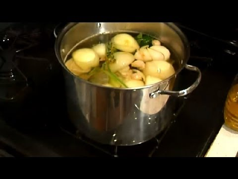 How To Make Your Own Soup Stock : Soup Recipes