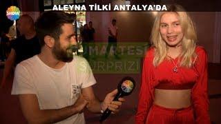 Aleyna Tilki ile çok özel röportaj!