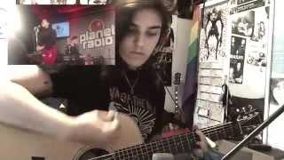 Demi Lovato - Confident (Acoustic Guitar Cover)