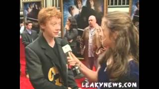 Harry Potter & The Chamber Of Secrets New York Premiere