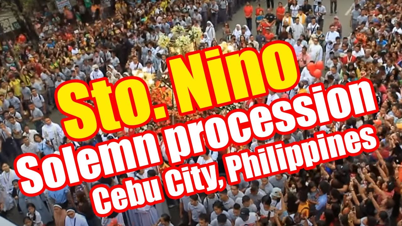 sto nino Santo ni o de cebu, cebu city 321,697 likes 7,464 talking about this 5,195 were here like, comment and share daily as a believer of christ, i am so thankful and great to celebrate the 2017 fie sta of sr sto nino.