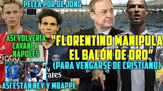 "Download Video ""FLORENTINO MANIPULA BALÓN DE ORO"" 