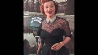 Jo Stafford -- Bewitched.wmv