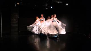 Pokaz Tańca ze Skrzydłami Isis - Grupa Tańca Al-Mara