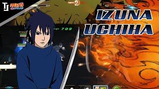 Izuna Uchiha Team I Naruto Online Formaciones Izuna Uchiha