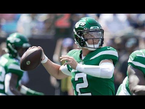Jets drop Season Opener Panthers 19-14; Becton Injured ...