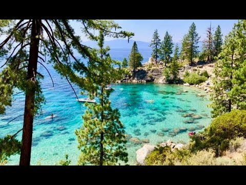 Secret Beaches & Hiking Eagle Lake | Lake Tahoe, CA