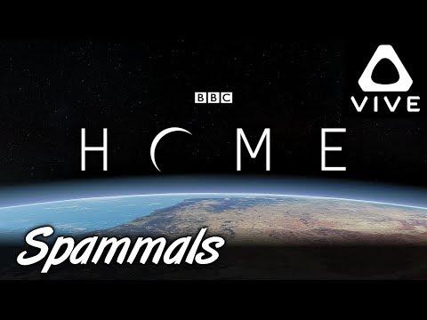 Home - A VR Spacewalk BBC (HTC Vive VR)