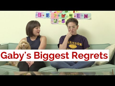 WE STOPPED BEING FRIENDS (PART 2) MY BIGGEST REGRETS / Gaby & Allison