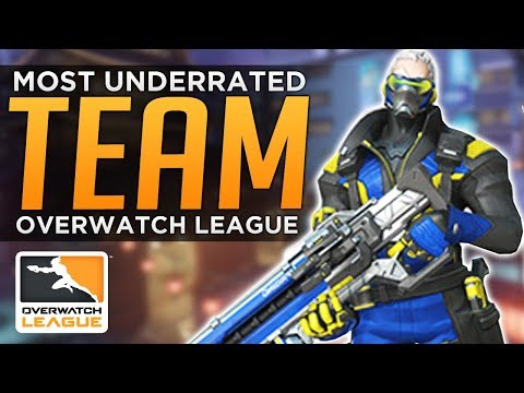 Overwatch: Most Underrated OWL Team - Pro Analysis