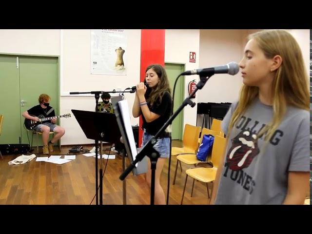 Agua (Jarabe de Palo Cover) - Campus Rock Lleida-Cervera 2020
