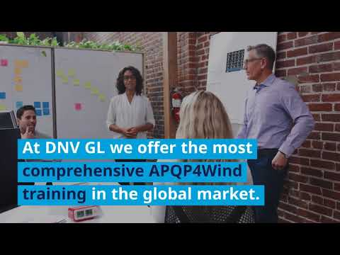DNV GL: APQP4Wind
