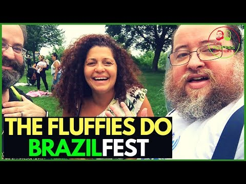 IN THE BIGGEST BRAZILIAN FESTIVAL IN CANADA | The Fluffies Channel | Travel, Culture, Lifestyle,Food