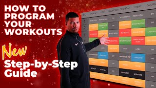 How to Program your Workouts (New Step-by-Step Guide)