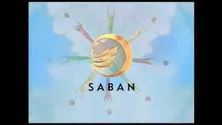 """Заставка компании """"Saban Entertainment"""""""