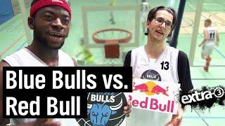 Realer Irrsinn: Blue Bulls gegen Red Bull