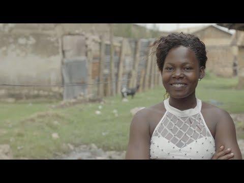 Rendre Kampala sûre pour les filles on YouTube