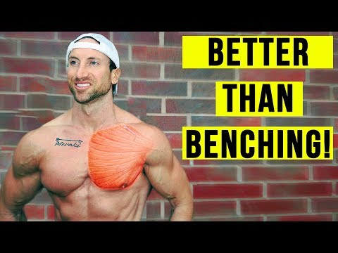 5 PECTACULAR Chest Exercises (BETTER THAN BENCHING!)