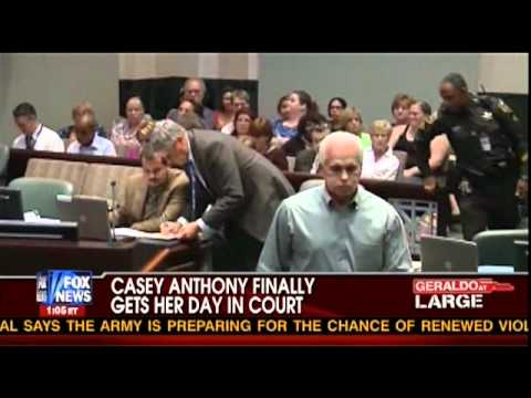 Criminal Defense Attorney David Seltzer Talking about Casey Anthony Trial on FNC's Geraldo