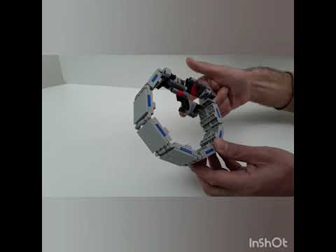 That would mobius strip lego