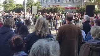 #aufstehen Kundgebung Berlin - Rede von Sevim Dağdelen 30.9.2018