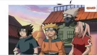 Naruto OVA 1 Fing the crimson Foul Leaf Clover HD, English sub.
