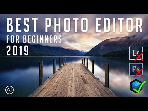 PHOTO EDITING FOR BEGINNERS | Best software to get started 2019