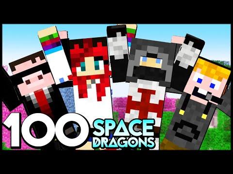 Space Dragons Barátokkal! - Space Dragons 100