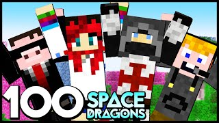 Space Dragons Barátokkal! - Space Dragons 100