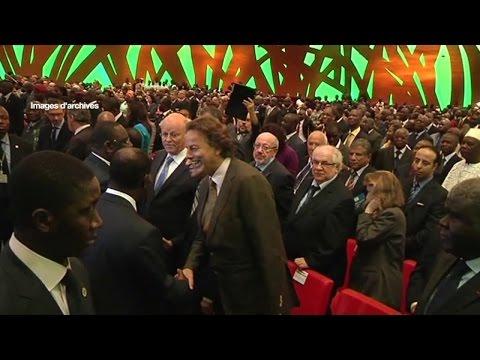 Guinée, 70ème congrès de l'Internationale libérale