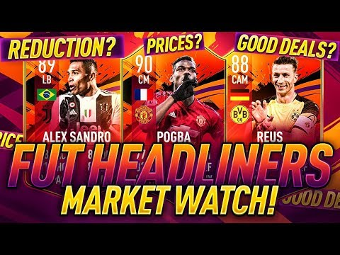 FUT HEADLINERS MARKET WATCH! WTF ARE THESE PRICES? FIFA 19 Ultimate Team