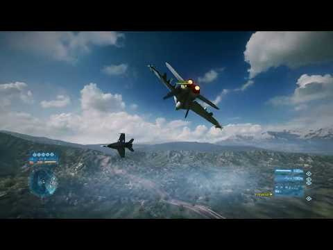 FlufyMarshmllows Against Me   BF3 Dogfight