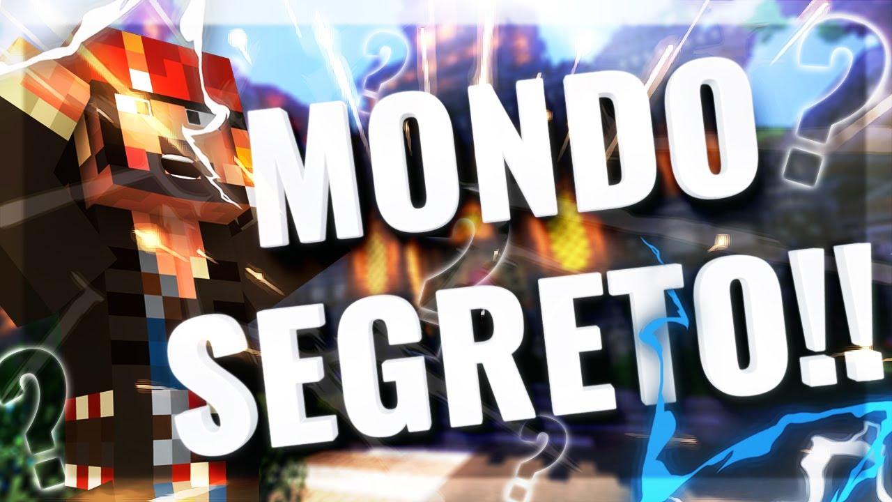Il mio mondo segreto su minecraft youtube for Il mio piccolo mondo segreto buongiorno