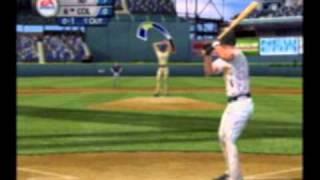 MVP Baseball 2005 - 2005 Game #1 (Padres @ Rockies)