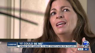Boulder cyclist puts faces to riders with 'It Could Be Me' campaign