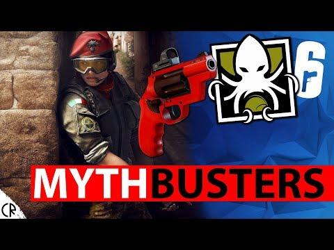 Busting Alibi - Mythbuster - Para Bellum - Tom Clancy's Rainbow Six Siege - R6
