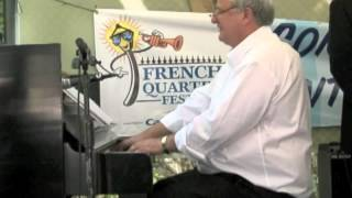 Sandra Point Trad. Jazz Band - Live @ French Quarter Festival, New Orleans, LA.