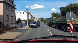 Feuerwehr Rudolstadt - inside-view - Einsatzfahrt ELW 1